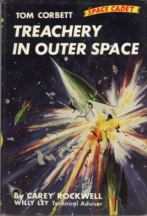 TREACHERY IN OUTER SPACE. Cary Rockwell, pseudonym