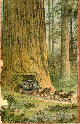Beauties of California. Copyright 1883, by N. W. Griswold. Including big trees, Yosemite Valley, geysers, Lake Tahoe, Donner Lake, S. F. '49 & '83., etc. ...