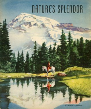 Nature's splendor [cover title]. Advertising booklet, GORDON BREAD CO