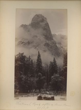 [Yosemite Valley] Photographs of Yosemite Valley and the Mariposa Big Tree Grove [title supplied].