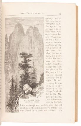 Discovery of the Yosemite, and the Indian War of 1851, which led to that event. By Lafayette Houghton Bunnell, M.D. ...