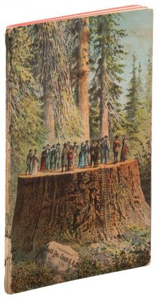 Beauties of California. Copyright 1883, by N. W. Griswold. Including big trees, Yosemite Valley,...