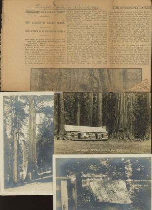 The Big Trees of California: their history and characteristics by Galen Clark ...
