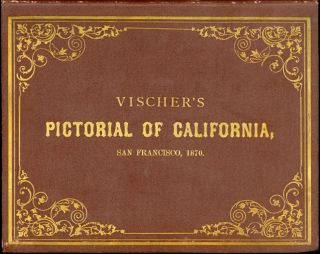 Vischer's pictorial of California landscape, trees and forest scenes. Grand features of...