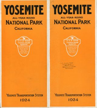 Yosemite all-year-round National Park California Y T S tour Tioga Pass route Yosemite Valley...