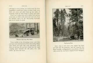 """Adventuring in California yesterday[,] today and day before yesterday by Jessie Heaton Parkinson[.] With memoirs of Bret Harte's """"Tennessee."""""""