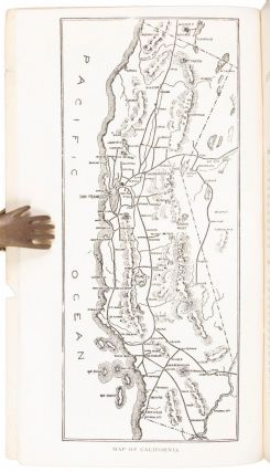 ILLUSTRATED HAND BOOK OF CALIFORNIA AND SAN FRANCISCO by Taliesin Evans.