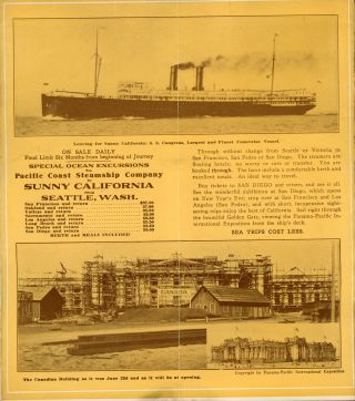 WINTER OUTINGS IN SUNNY CALIFORNIA[.] PACIFIC COAST STEAMSHIP CO.
