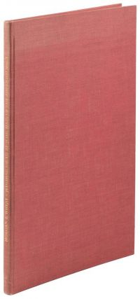 JEDEDIAH SMITH AND HIS MAPS OF THE AMERICAN WEST BY DALE L. MORGAN AND CARL I. WHEAT WITH AN INTRODUCTION BY CARL I. WHEAT.