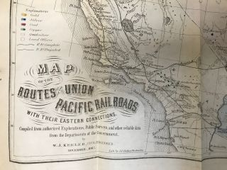 SENATORIAL EXCURSION PARTY OVER THE UNION PACIFIC RAILWAY, E. D. SPEECHES OF SENATORS YATES, CATTELL, CHANDLER, HOWE AND TRUMBULL; HON. J. A. J. CRESWELL, HON. JOHN COVODE, M.C., AND HON. WM. M. McPHERSON, ON THE PACIFIC RAIL ROAD QUESTION. DELIVERED AT THE BANQUET GIVEN TO THEM BY THE CITY COUNCIL AND MERCHANT'S EXCHANGE, AT THE SOUTHERN HOTEL, ST. LOUIS, JUNE 14, 1867. PROCEEDINGS OF MEETINGS OF EXCURSIONISTS, HELD AT FORT HARKER, KAN., JUNE 7 AND 8 1867. SPEECHES OF SENATORS CAMERON AND HENDERSON, REPRESENTATIVES ORTH, NIBLACK, STEVENS, LAFLIN, HUBBARD, NICHOLSON, KITCHEN, MAJ.-GEN. HANCOCK, AND HON. B. H. BREWSTER, ATT'Y-GENERAL OF PENNSYLVANIA. PROCEEDINGS OF MEETING OF CITIZENS OF NEW MEXICO, HELD IN SANTA FE, SEPTEMBER 21, 1867, AND ADDRESS OF GEN. WM. J. PALMER. REPORT OF PRESIDENT OF UNION PACIFIC RAILWAY, E. D. MADE TO SECRETARY OF THE INTERIOR, FOR THE YEAR ENDING SEPTEMBER 30, 1867. EXHIBIT OF EARNINGS, &C.