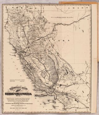ALL ABOUT CALIFORNIA AND THE INDUCEMENTS TO SETTLE HERE. [FOR GRATUITOUS DISTRIBUTION.] SIXTH EDITION --- 10,000 COPIES.