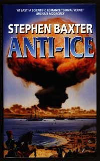 ANTI-ICE. Stephen Baxter.