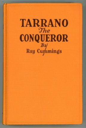 TARRANO THE CONQUEROR. Ra Cummings