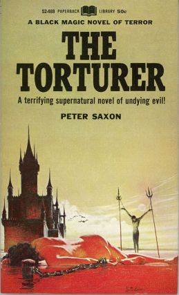 THE TORTURER. house pseudonym here, W. Howard Baker, Wilfred G. McNeilly