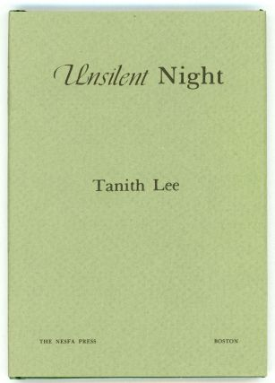 UNSILENT NIGHT. Tanith Lee