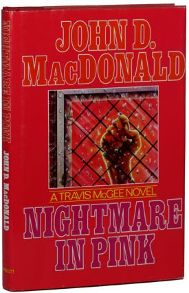 NIGHTMARE IN PINK. John D. MacDonald
