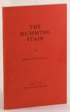 THE HUMMING STAIR. Joseph Payne Brennan