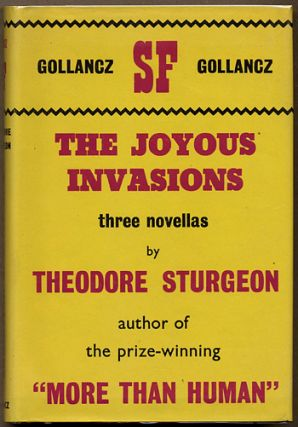 THE JOYOUS INVASIONS. Theodore Sturgeon