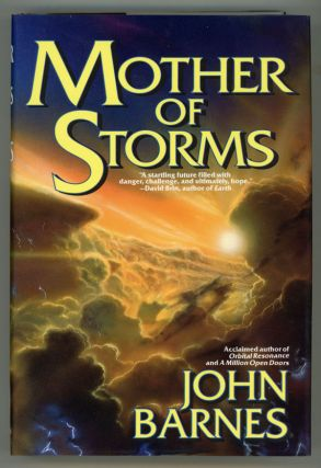 MOTHER OF STORMS. John Barnes