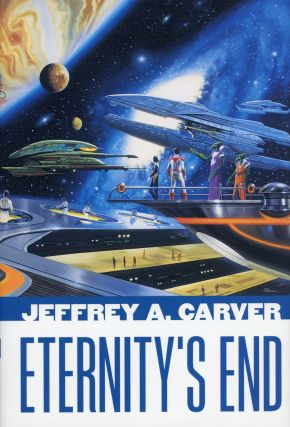 ETERNITY'S END. Jeffrey A. Carver