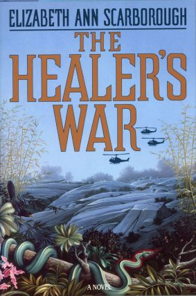 THE HEALER'S WAR. Elizabeth Ann Scarborough