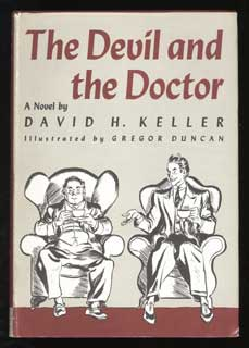 THE DEVIL AND THE DOCTOR. David Keller